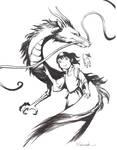 Chihiro by thomden