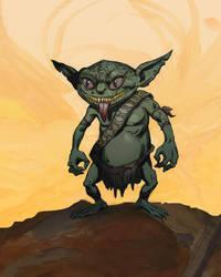 Goblin by thomden