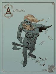 Aptrgangr by thomden