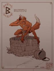 Brunmigi by thomden