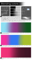 How To Blend Colors by wysoka