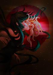 Demon by wysoka
