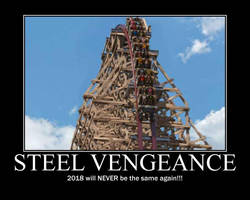 Steel Vengeance Motivational by kingdomheartsventus7