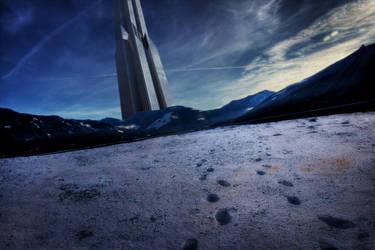 Footsteps By Thorthunder3 by thorthunder3
