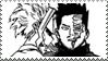 ToshiEnji Stamp by moonepaws