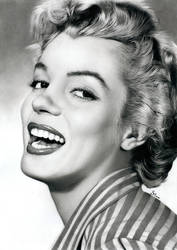 This is Marilyn... by Stanbos