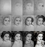 Princess Grace Kelly - WIP by Stanbos