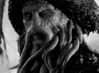Davy Jones by Stanbos