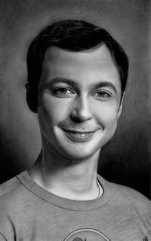 Dr. Sheldon Cooper by Stanbos