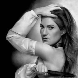 Dexter - Debra Morgan by Stanbos
