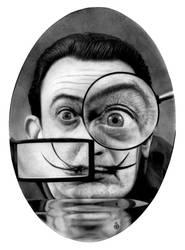 Salvador Dali by Stanbos