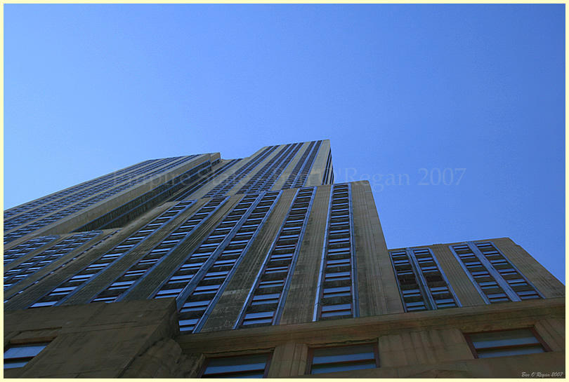 Empire State by benoregan