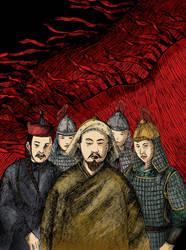 invasi mongol ke Jawa by wilasa