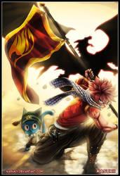 Fairy tail 279 by Kasukiii