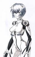Ayanami Rei by pfs-kun