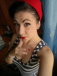 Pin up by SelyaMakeup
