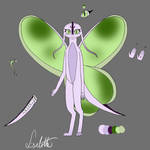 OC designing for Butterfly1624 by liselotte41