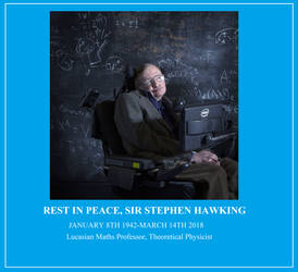 In Memoriam-Stephen Hawking by incoming-101