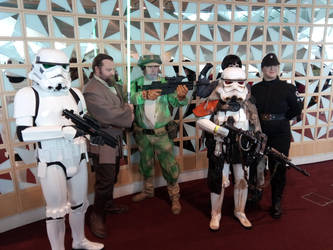 Dublin Comic Con 2-The Empire strikes back by incoming-101