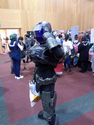 Dublin Comic con 5-Spartan 3 by incoming-101