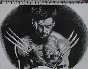 Wolverine by Thiagokakashi