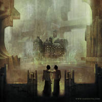 Hansel and Gretel: Approach by jasonjuta