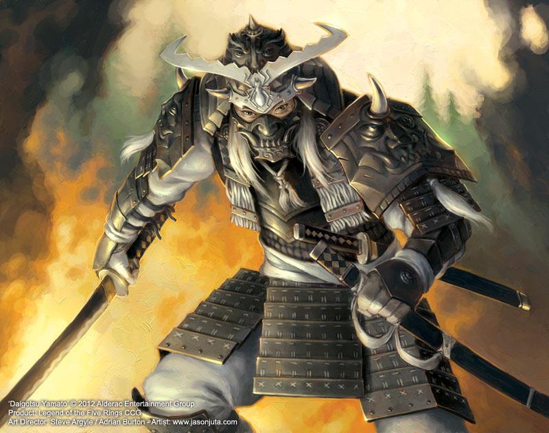 Daigotsu Yamato by jasonjuta