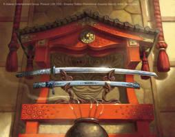 Imperial Sword by jasonjuta