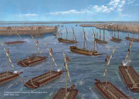 Battle of Chioggia by jasonjuta