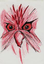 Owl by doncroswhite