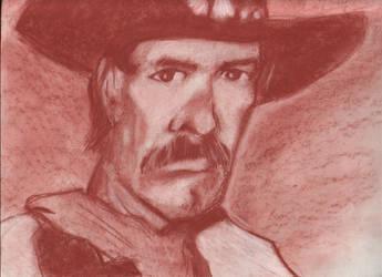 Cowboy Dad by doncroswhite