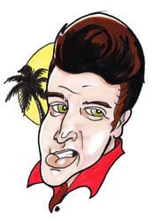 Elvis by Artchivist