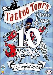 Tattoo Tours 2018 by Artchivist