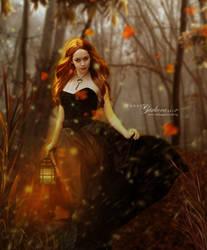 vampire beauty by vanesagarkova