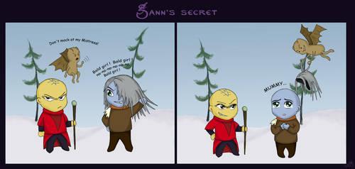 Gann's secret by Isbjorg