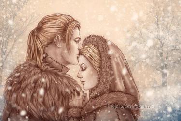 Soft Winter by Isbjorg
