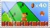 Super Mario by dandakobajai