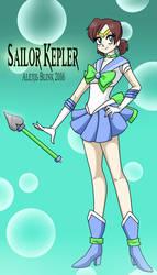 Sailor Kepler by Raven-Blade-Kitty