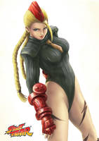 SF-Cammy by ge12ald