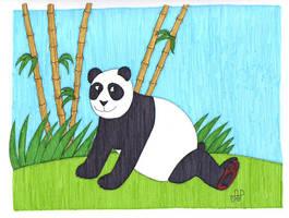 Panda by EmperorNortonII