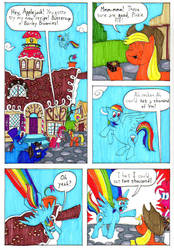 Of Ponies and Brownies Page 1 by EmperorNortonII