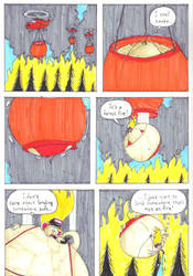 Rubina and the Forest Fire Page 3 by EmperorNortonII