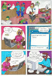 Anthros Across the Water Page 1 by EmperorNortonII