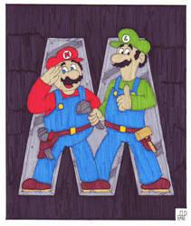 Super Mario Bros. by EmperorNortonII