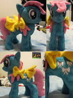 MLP Plushie Contest - Bow Tie by Little-Broy-Peep