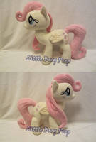 mlp filly fluttershy plush by Little-Broy-Peep