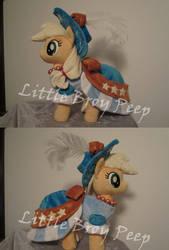 my little pony Applejack (commission) by Little-Broy-Peep