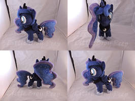 MLP Filly Luna Plush by Little-Broy-Peep