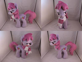 MLP Berry Punch Plush (commission) by Little-Broy-Peep