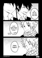 Boy's Talk?! (final page) by AyuMichi-me